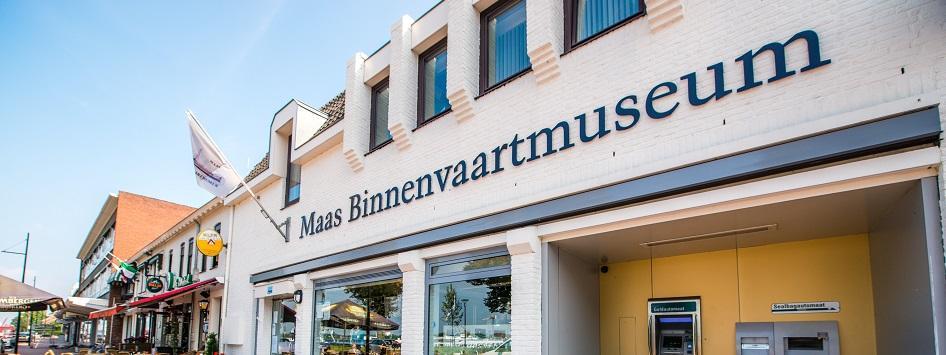 Het Binnenvaartmuseum in Maasbracht