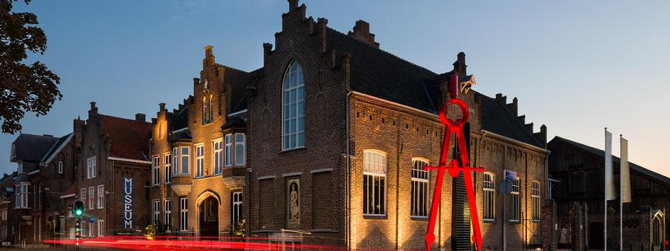 Cuypershuis by night