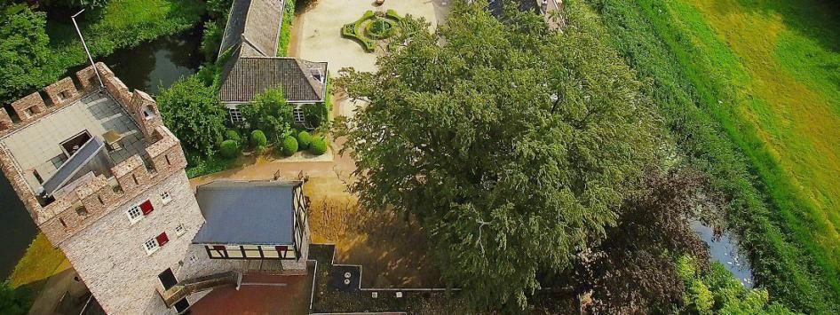 Kasteel Limburg natuur