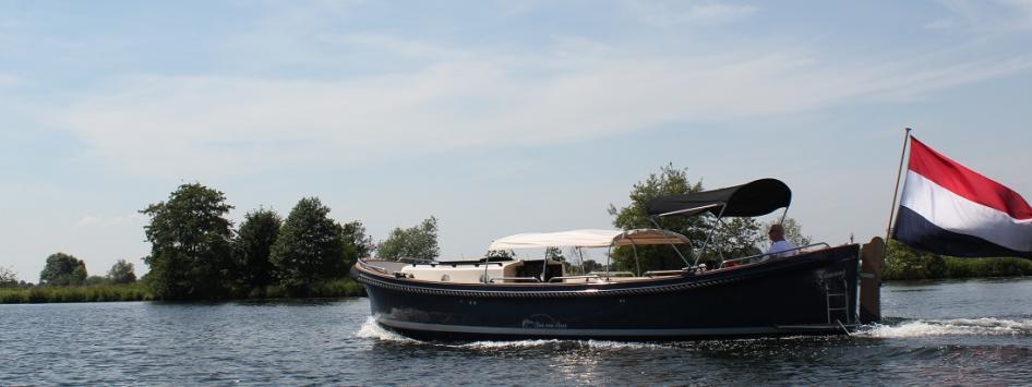 Boot maasplassen limburg