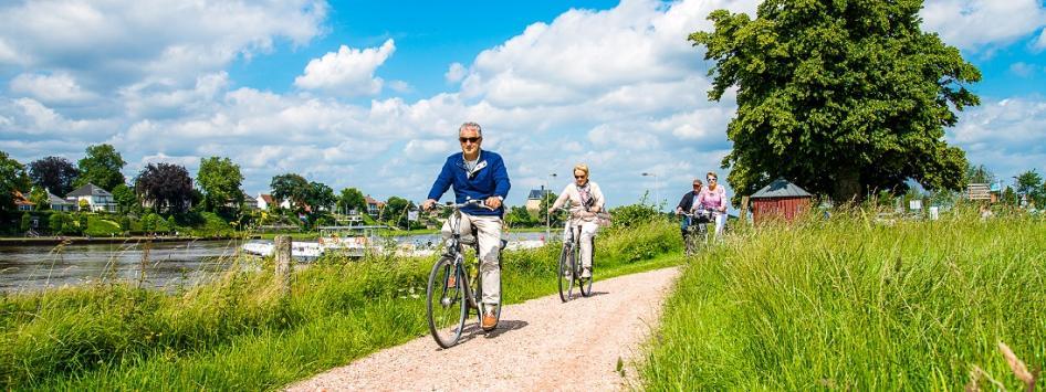Fietsen in Limburg Kessel Reuver