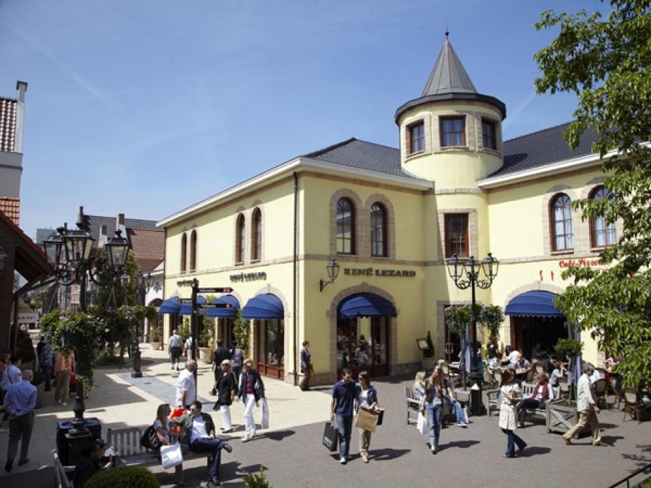 Outlet center Roermond
