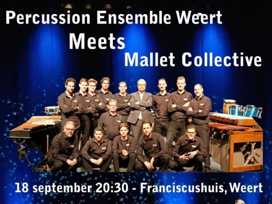 Percussion Ensemble Weert & Mallet Collective